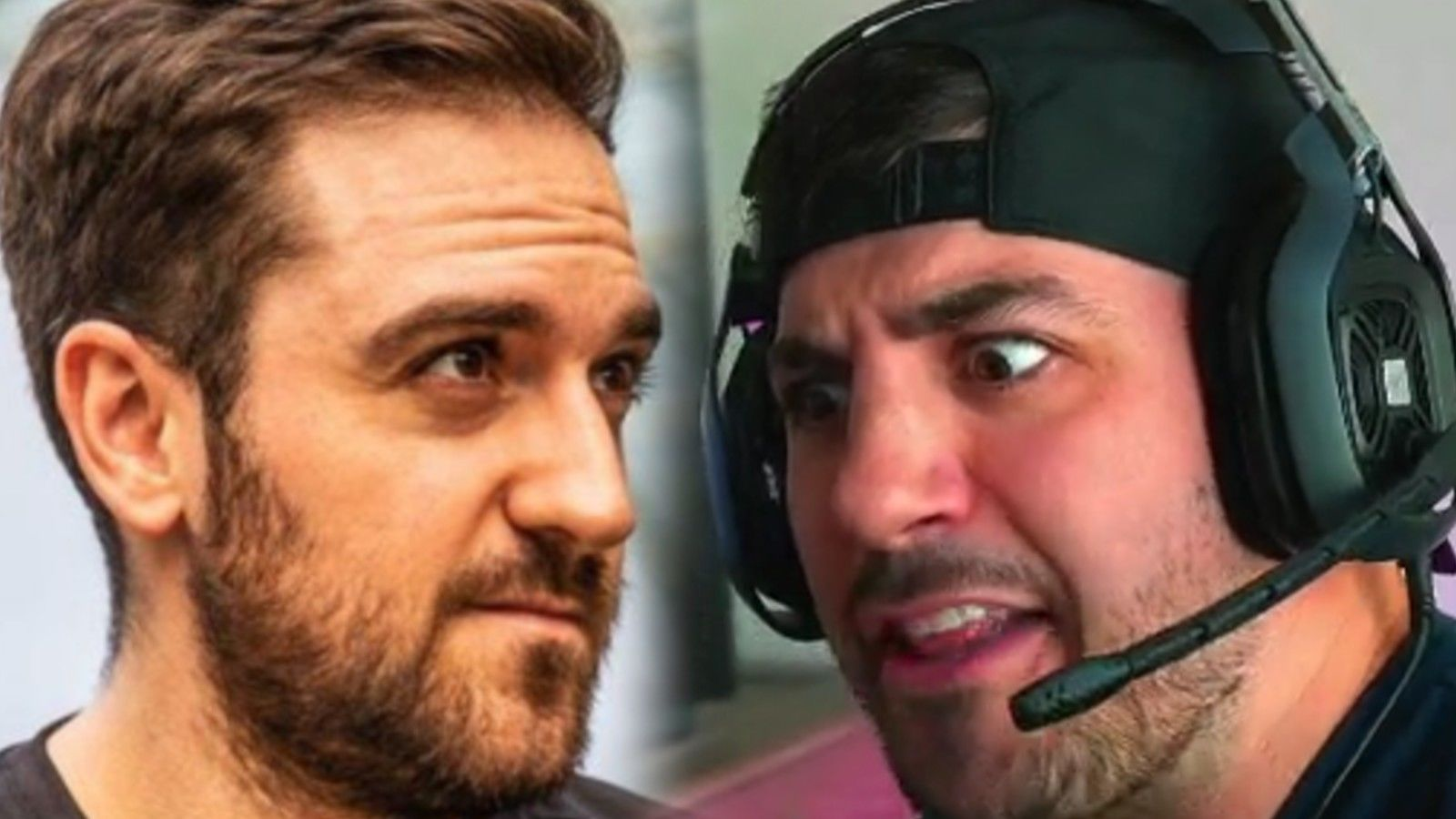 Nickmercs vs Ocelote