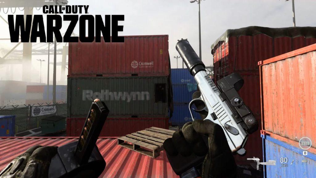 Sykov en Warzone