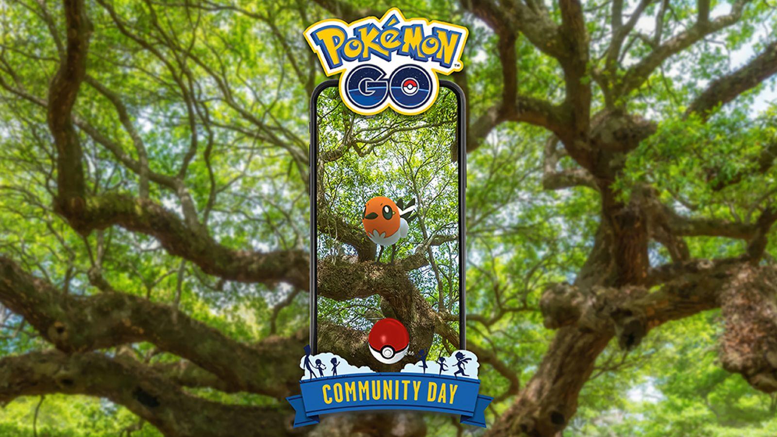 Día de la Comunidad marzo Pokémon