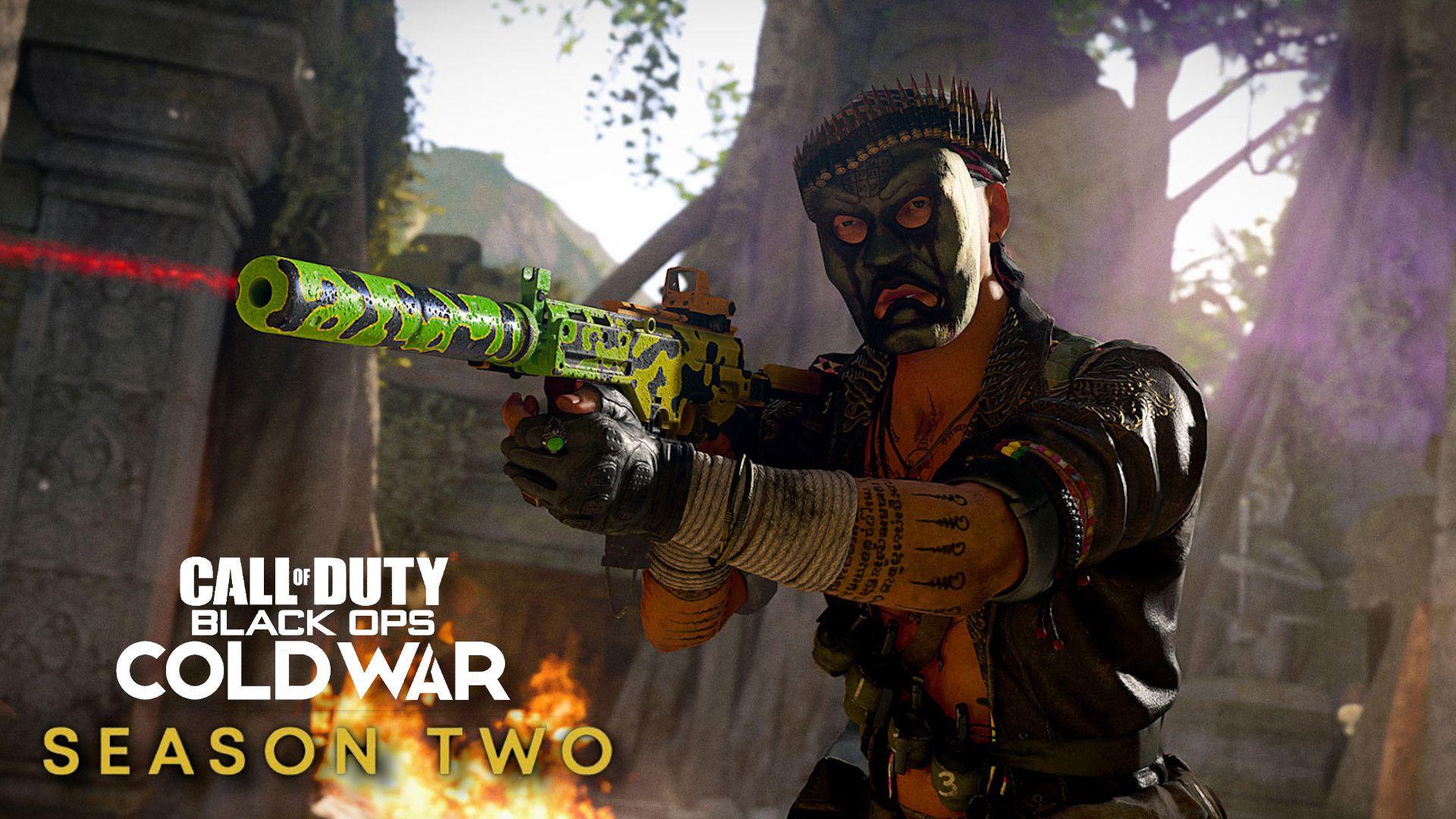 Call of Duty Black Ops Temporada 2