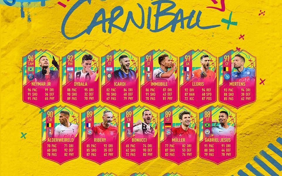FIFA 19 Carniball