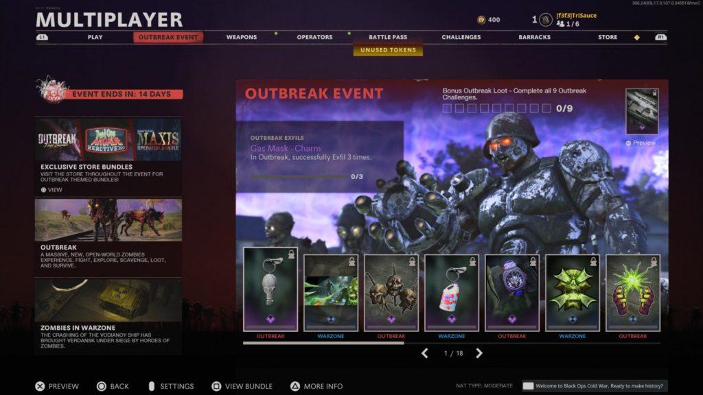 Outbreak Warzone