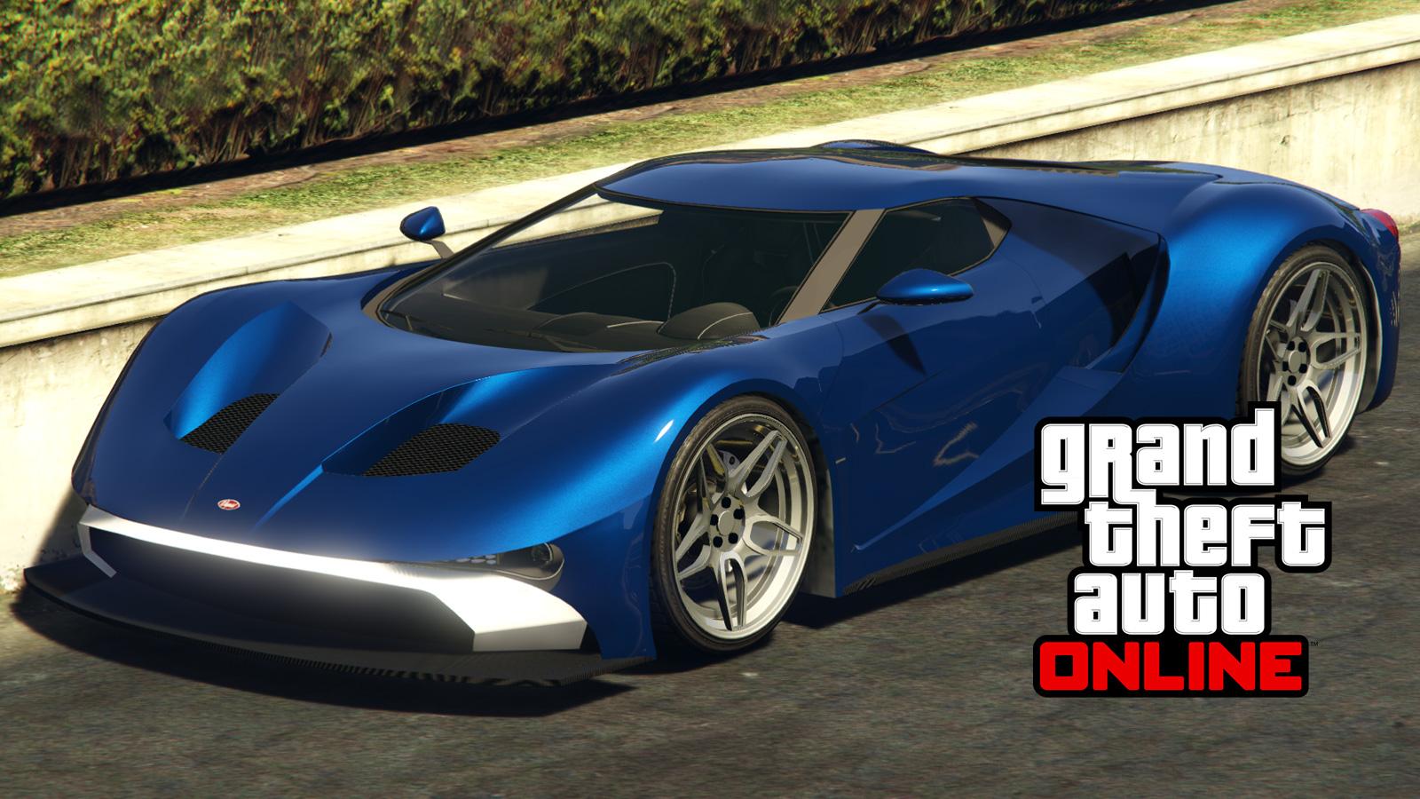 Actualización GTA Online FMJ