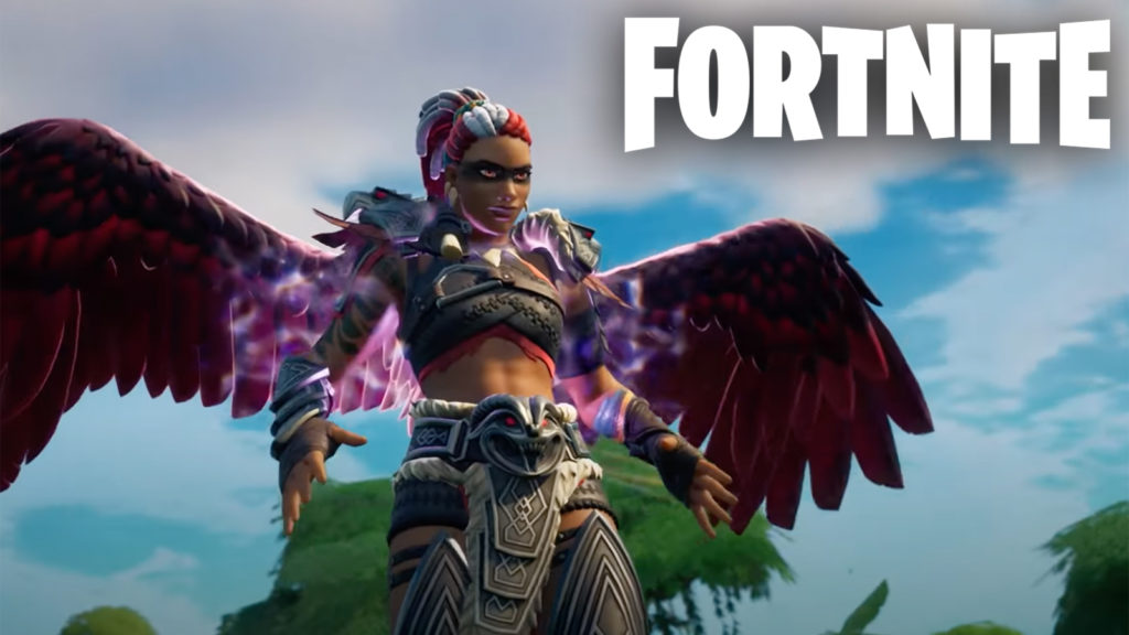 Skin de Fortnite