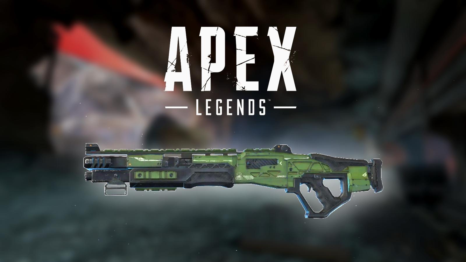 Mastiff Apex Legends