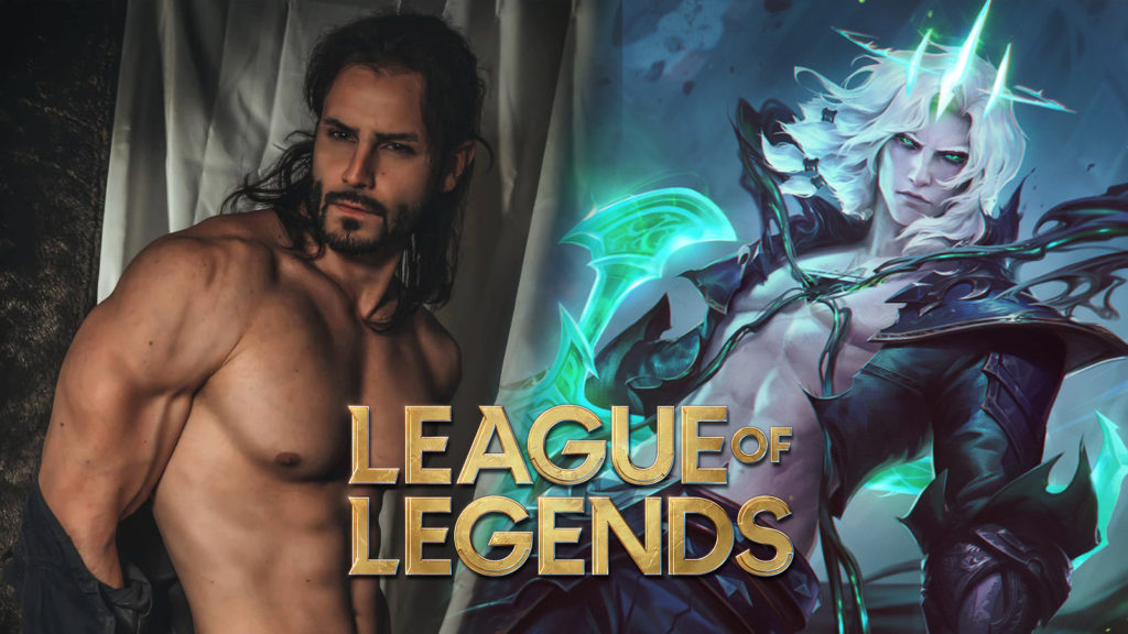 Cosplay Viego league of legends