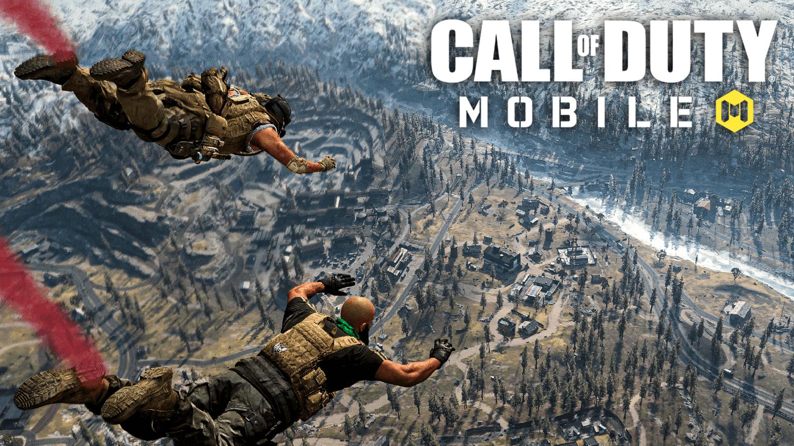 Warzone en CoD Mobile