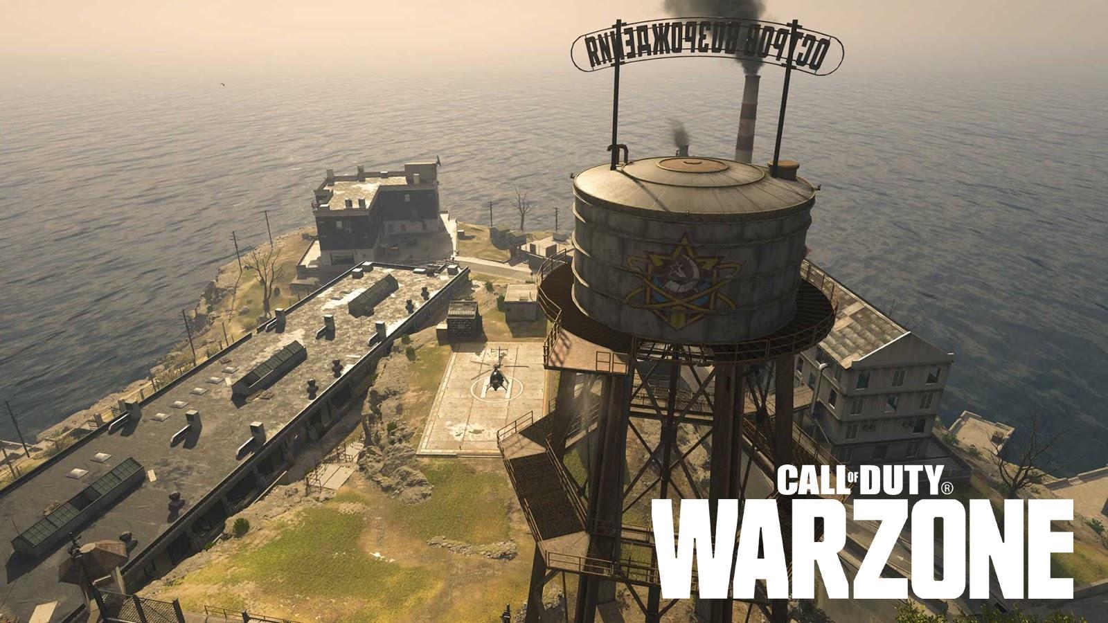 Fallo Rebirth Island Warzone