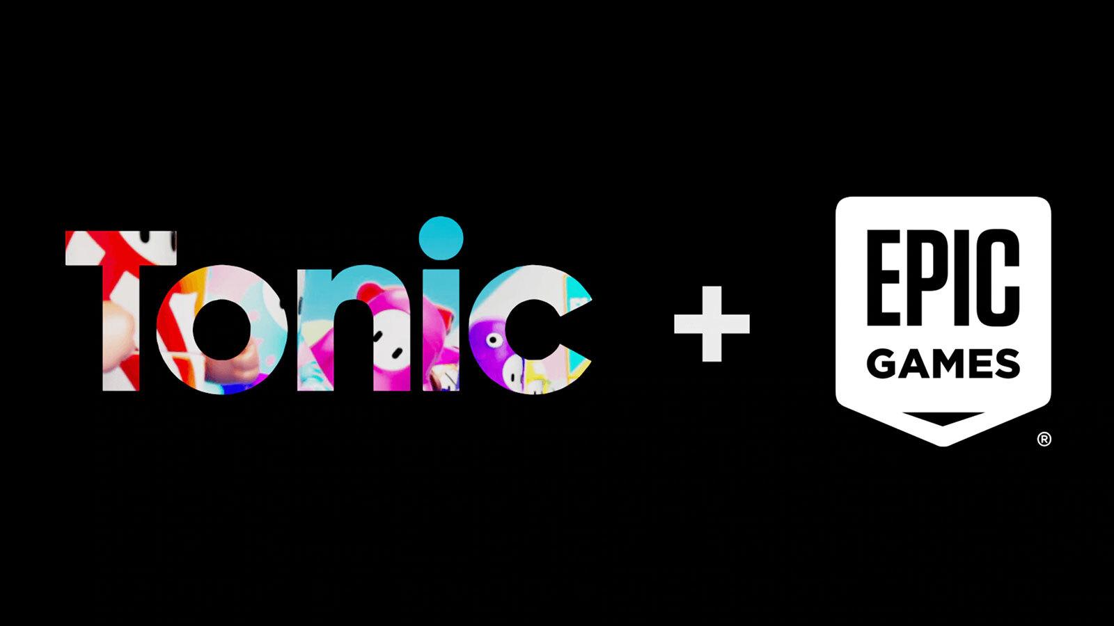 Logos de mediatonic y Epic Games