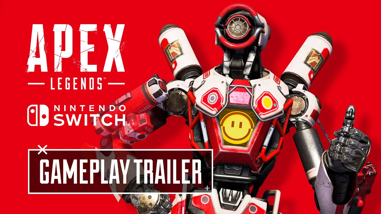 Apex Legends tráiler