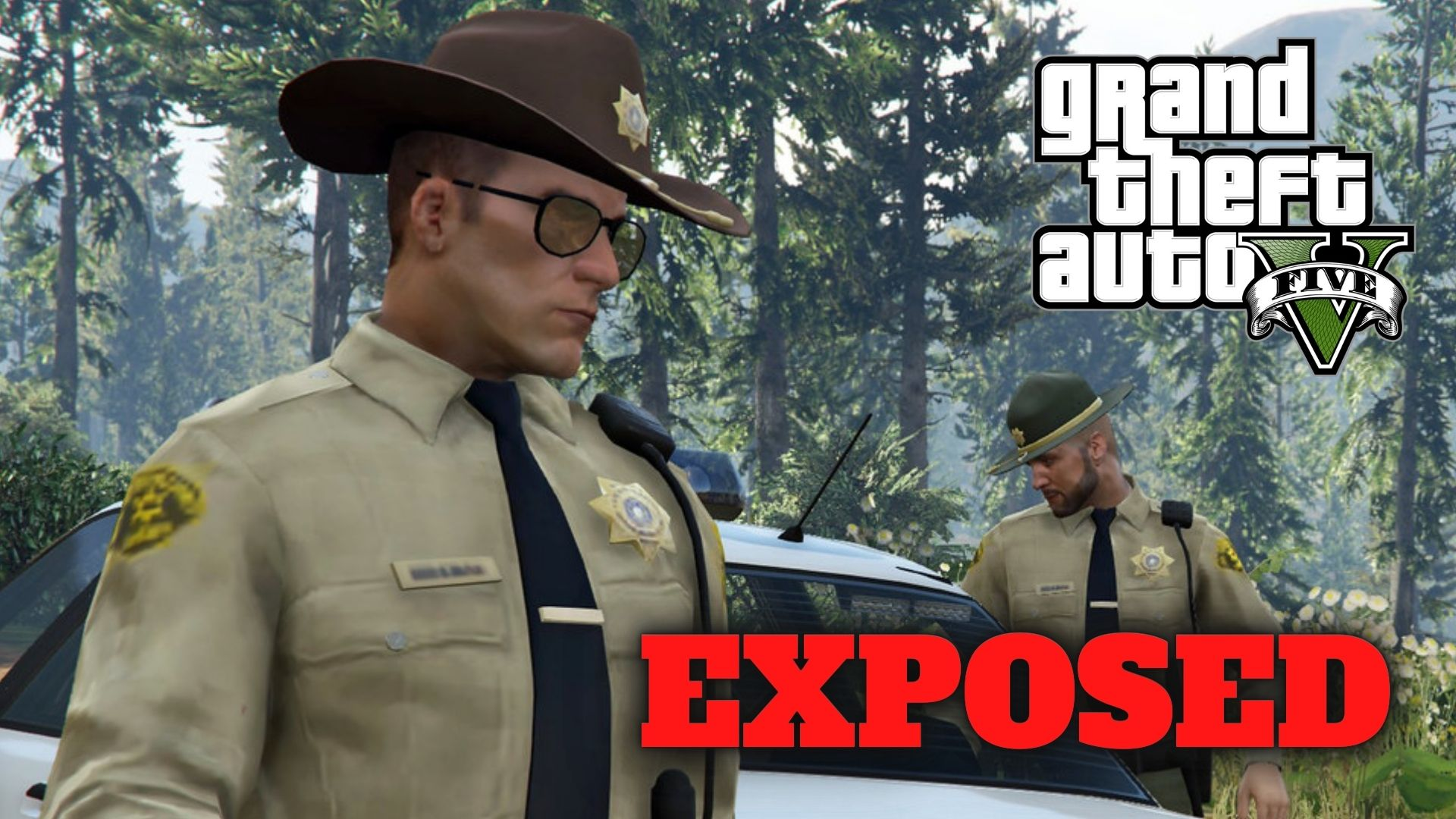 Policía de GTA 5