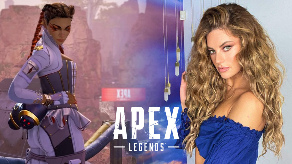 Hannah Stocking cosplay apex legends