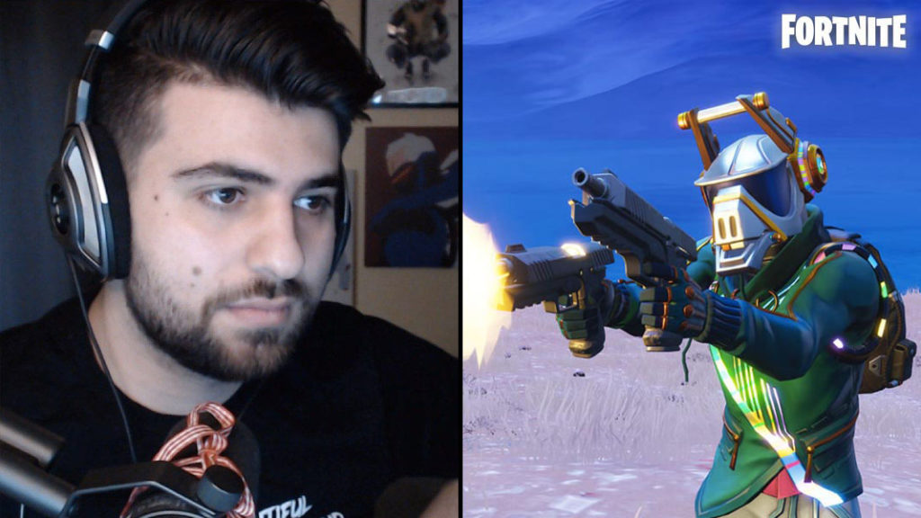 SypherPK habla de fortnite temporada 6