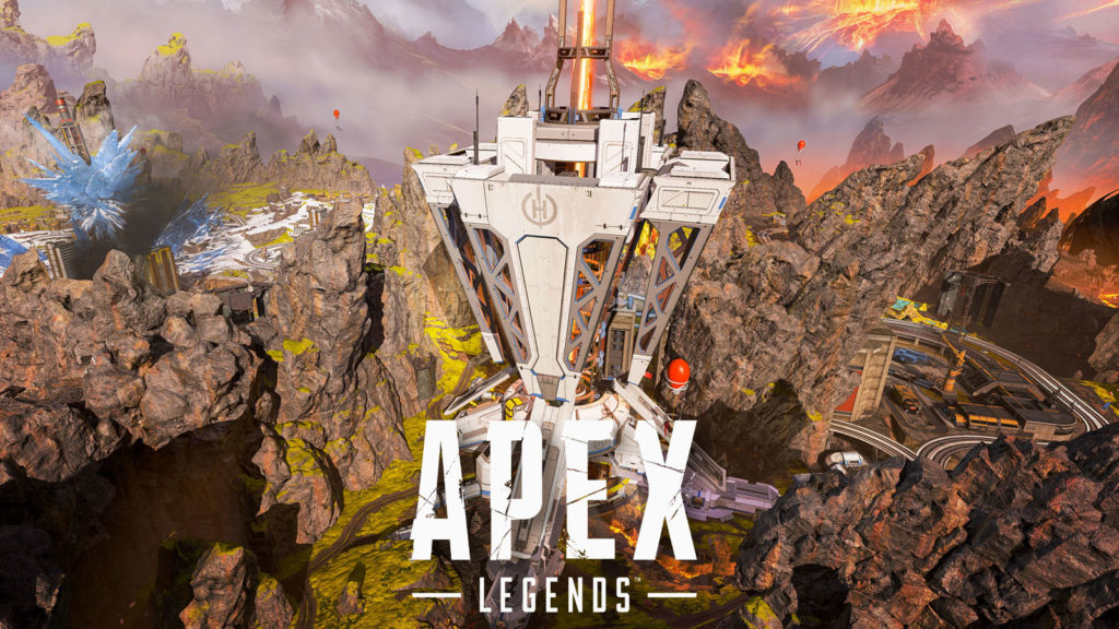 World´s edge apex legends