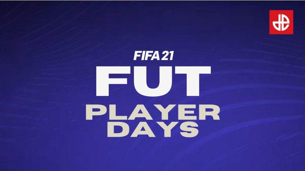 FIFA 21 FUT Player Days