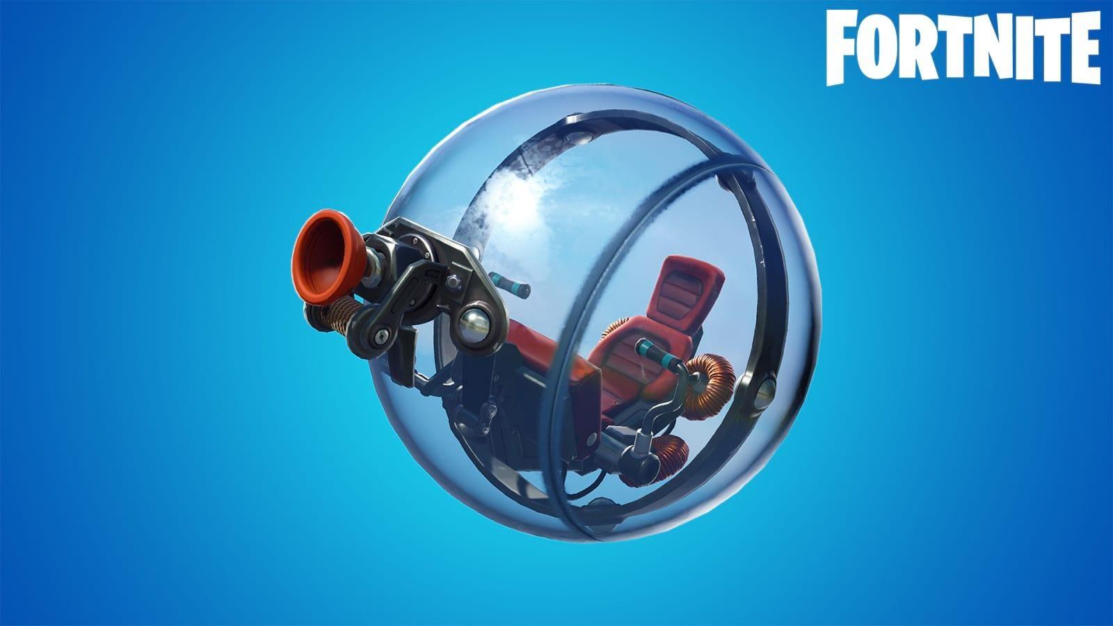 Baller de Fortnite