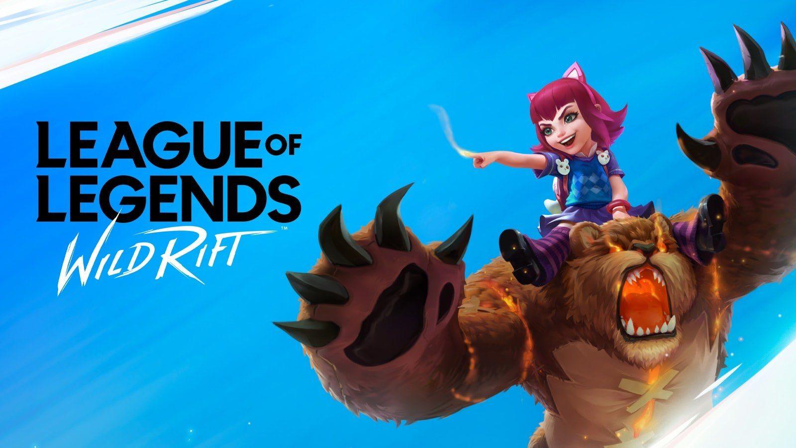 Annie en League of Legends Wild Rift