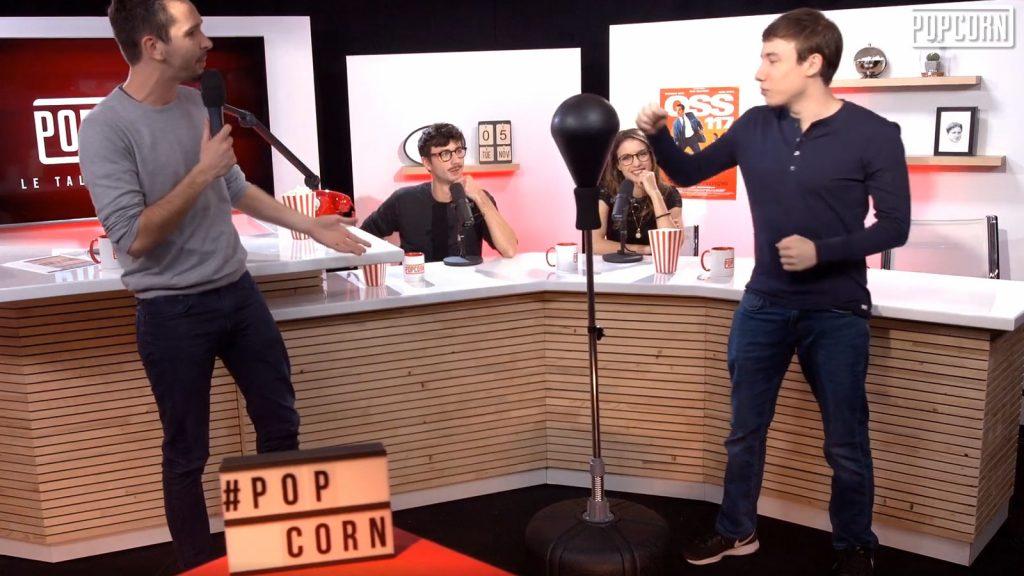Popcorn, Twitch