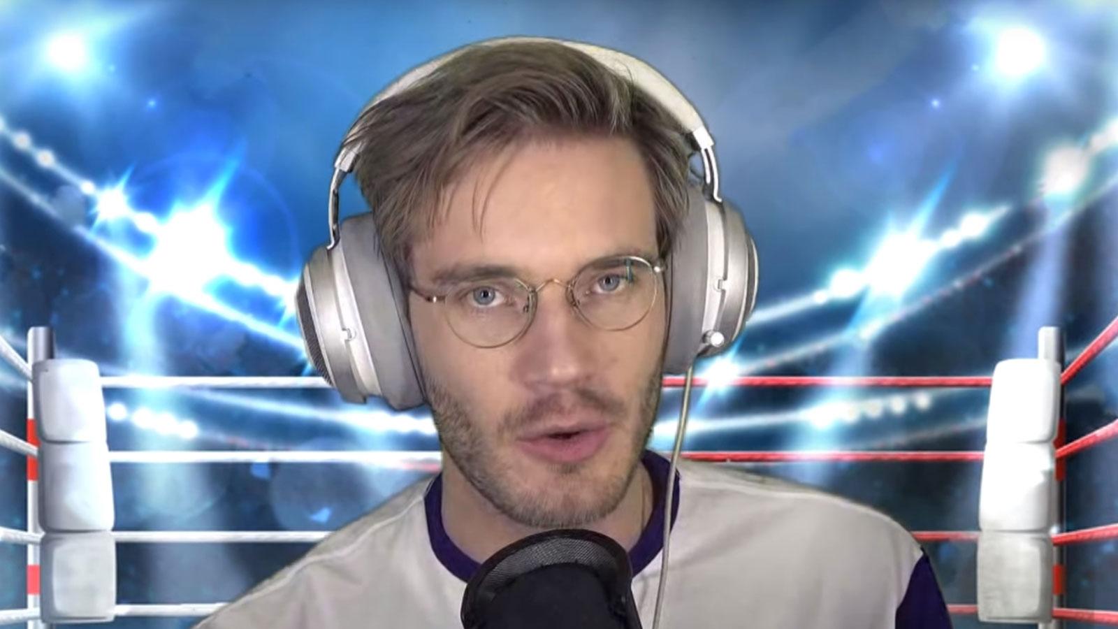 YouTube : PewDiePie