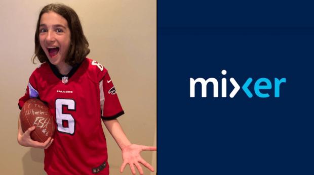 Ewok, Twitter / Mixer