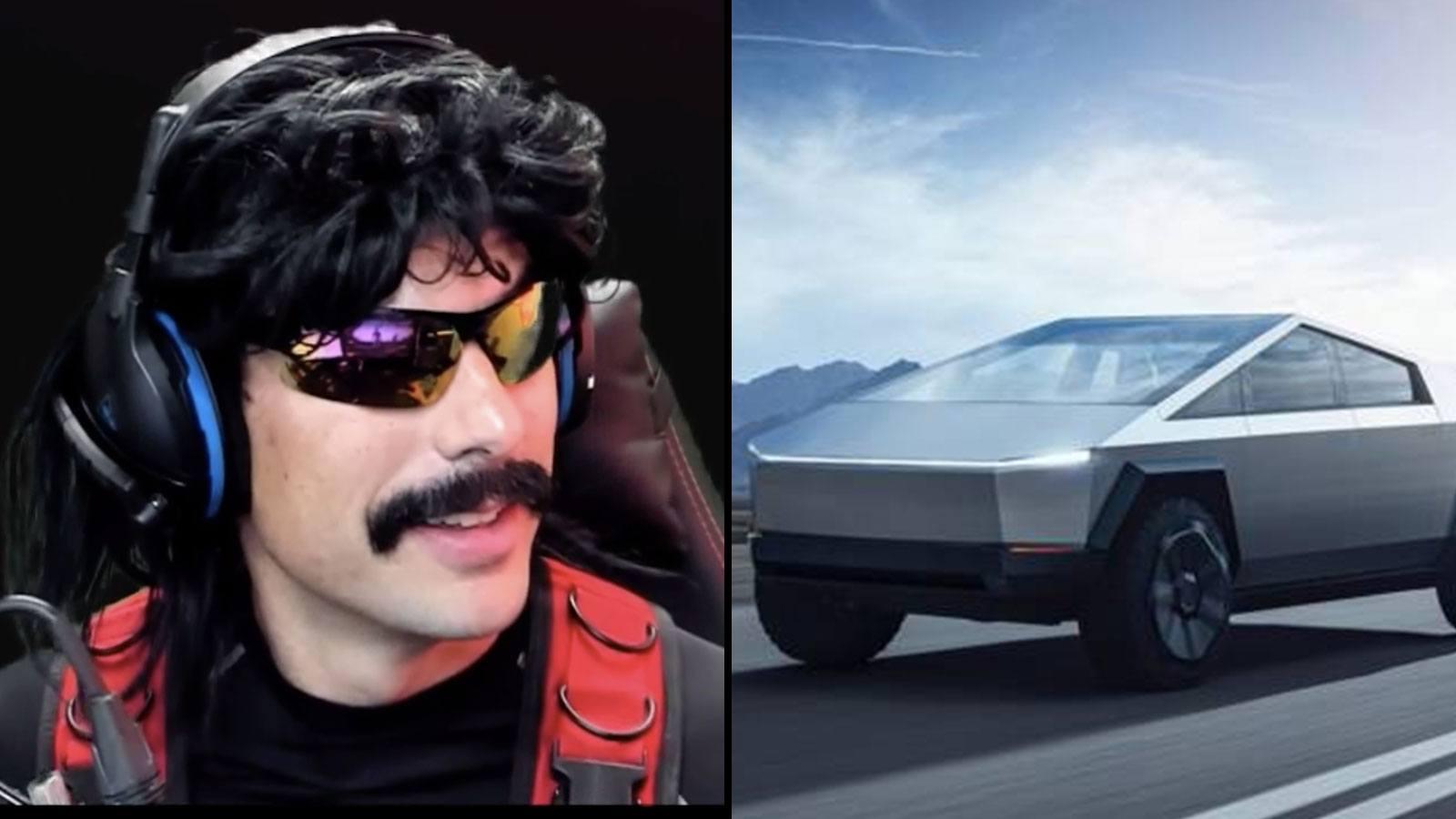 Twitch : DrDisrespect | SP Tesla