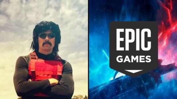 DrDisrespect/Lucasfilm/EpicGames