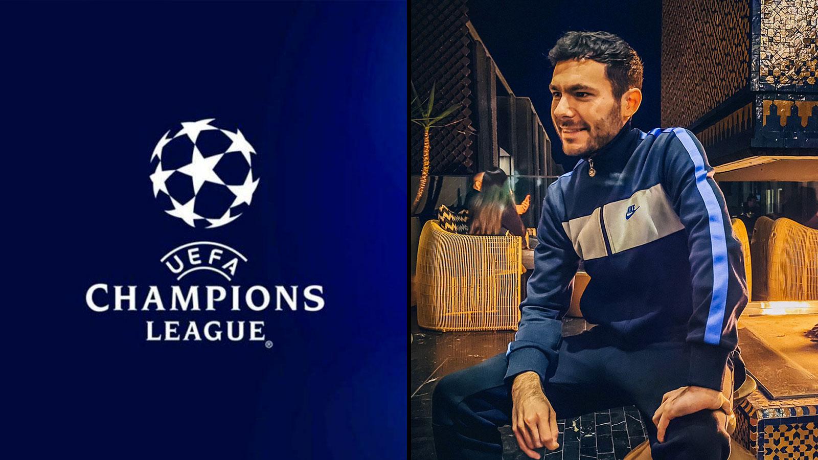 UEFA / Twitter : @BruceGrannec