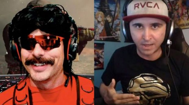 Dr Disrespect, Twitch / summit1g, Twitch