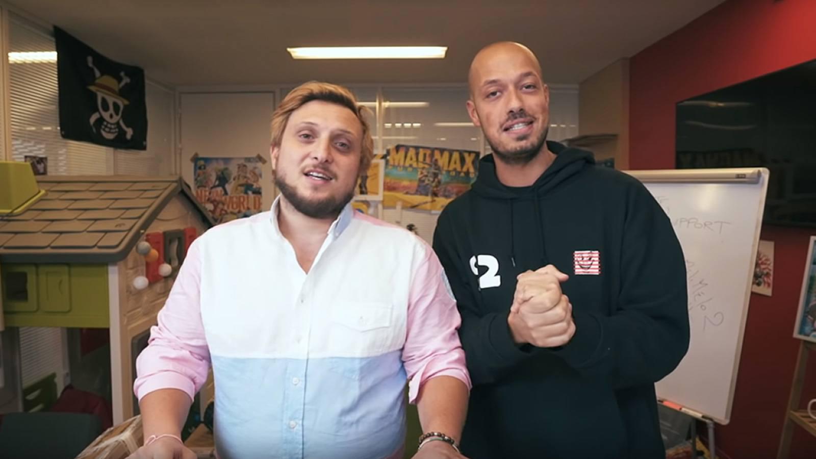 YouTube : Mcfly & Carlito