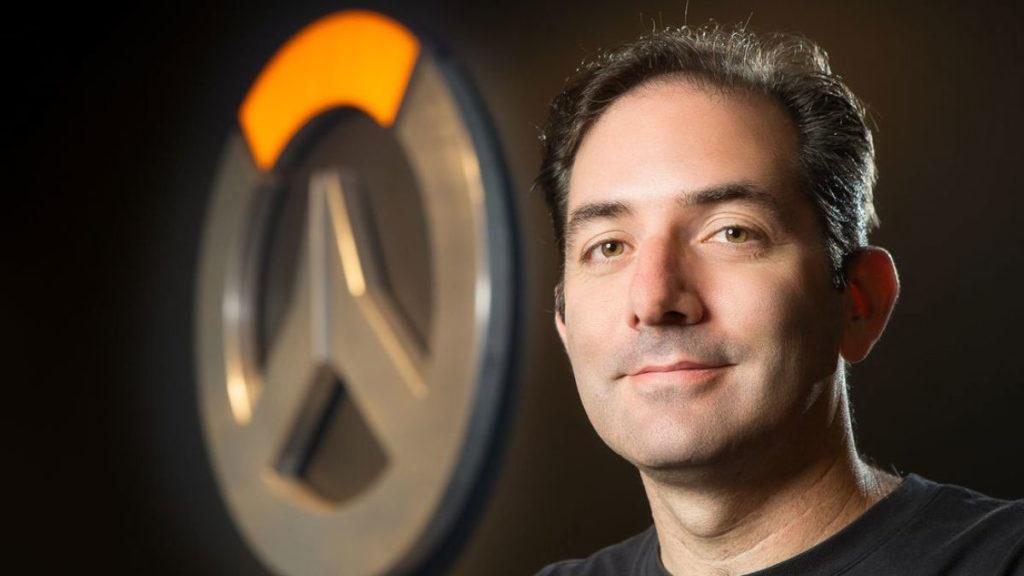 Jeff Kaplan, designer en chef du projet Overwatch
