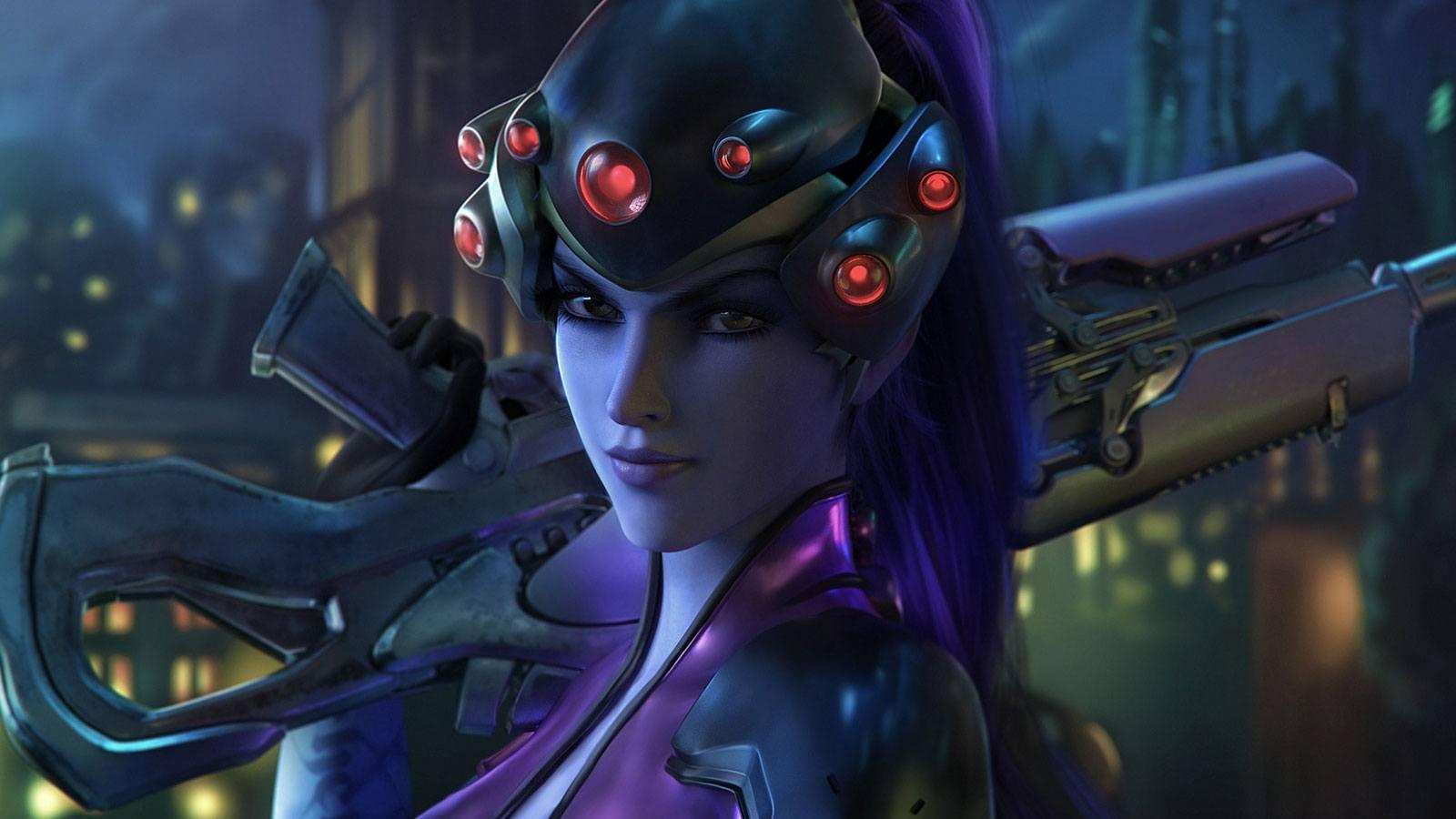 Fatale Overwatch jeune joueuse réalise un headshot