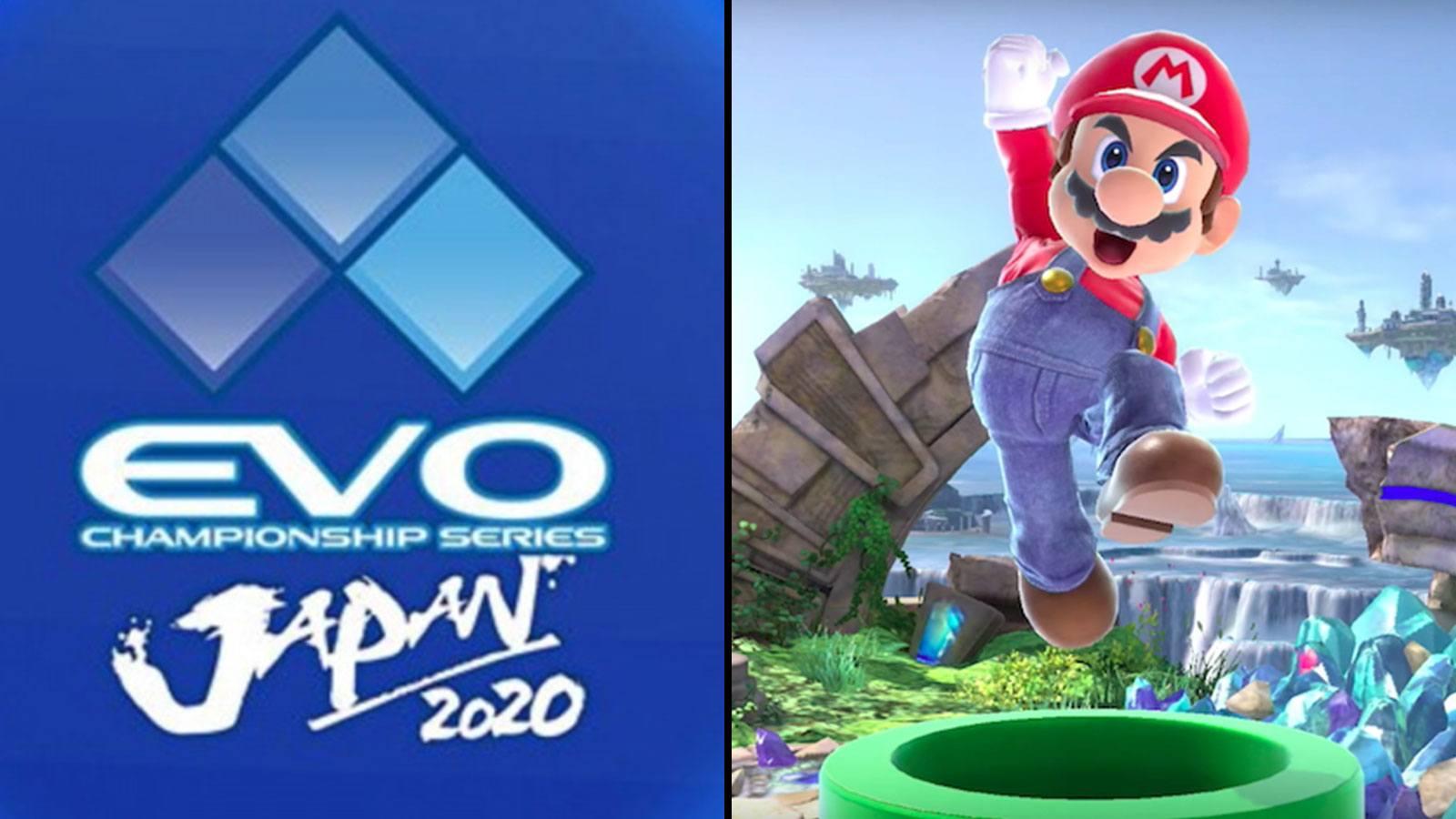 EVO 2020 Japon tournoi SSBU