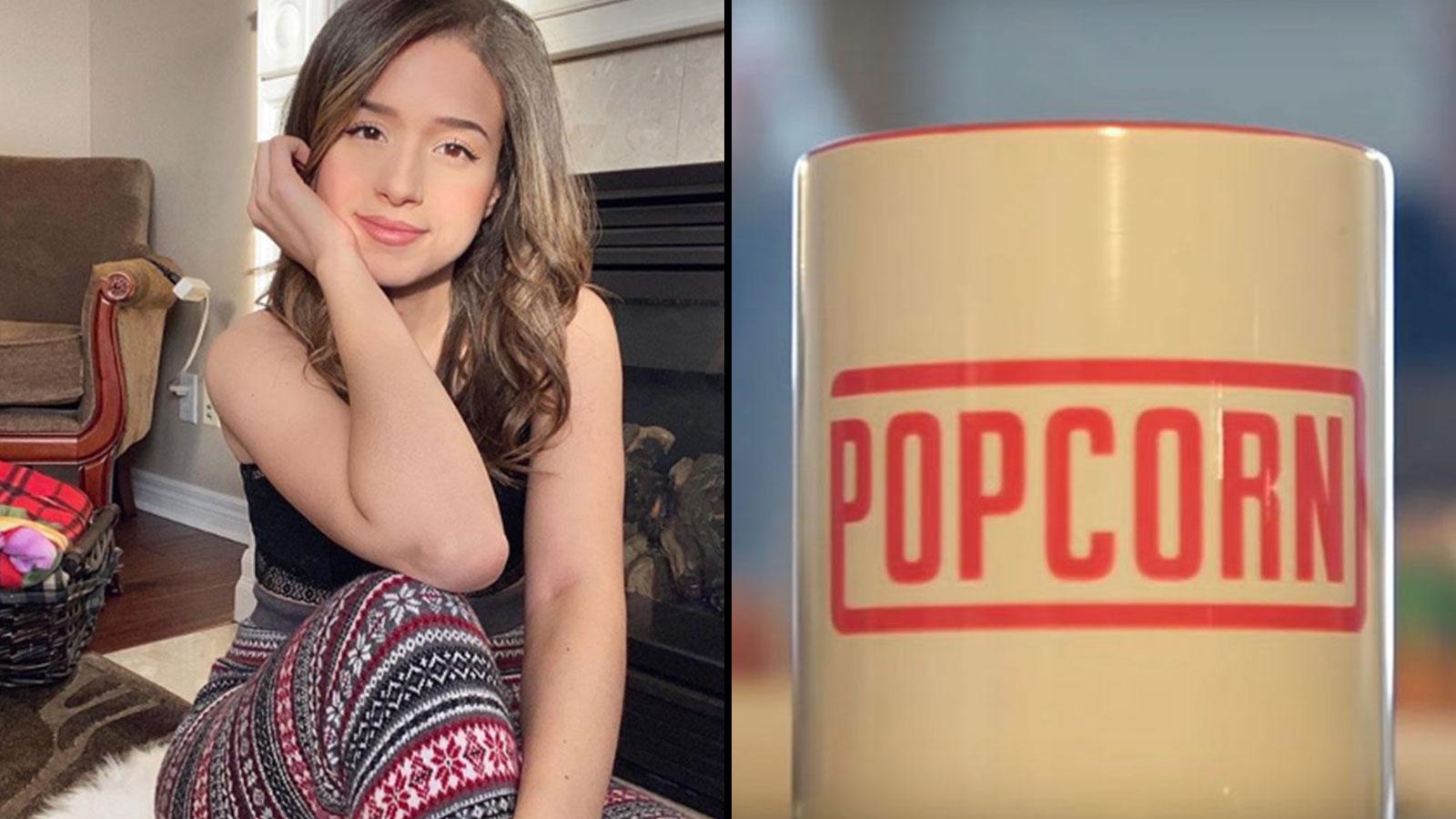 Pokimane a réagit au Talk-show de Domingo : Popcorn