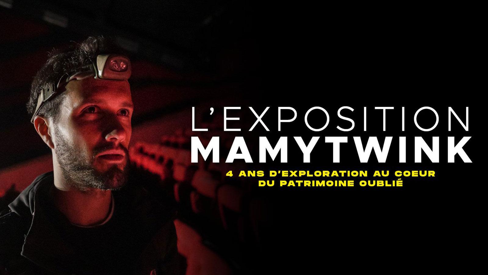 Mamytwink va avoir droit à son expo