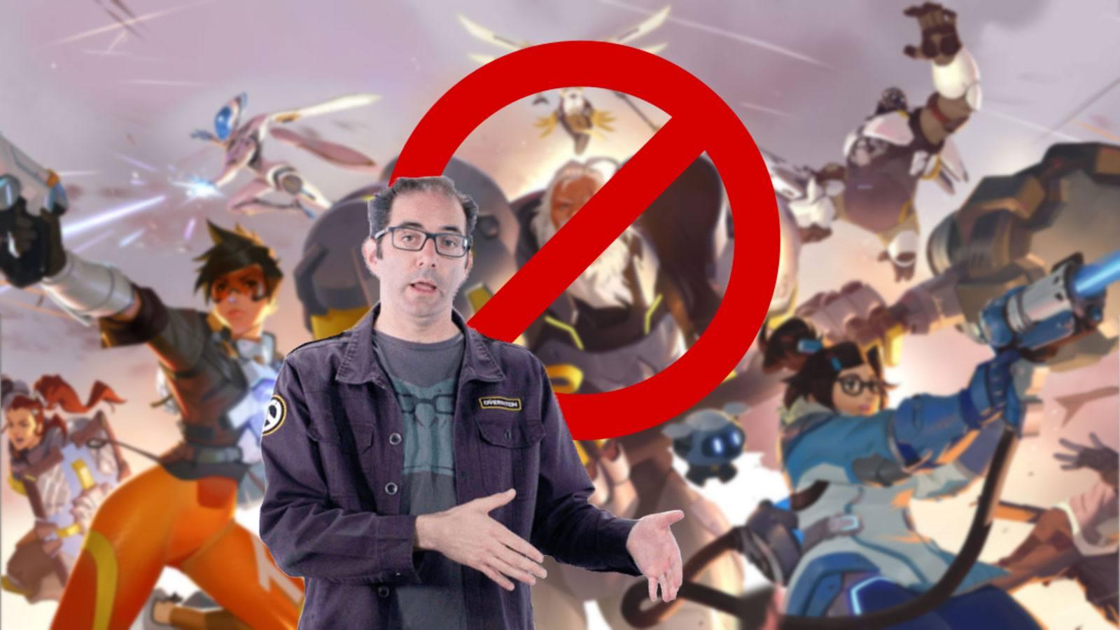 Jeff Kaplan à propos des bans sur Overwatch