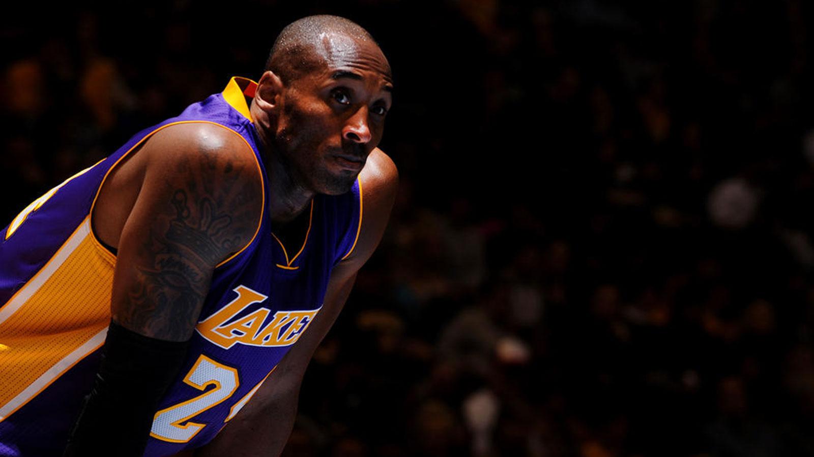 Kobe Bryant est malheureusement décédé