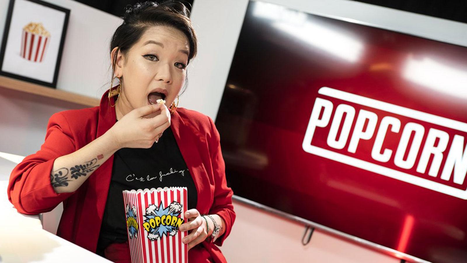 Marie Palot ne pourra assurer la prochaine édition de Popcorn