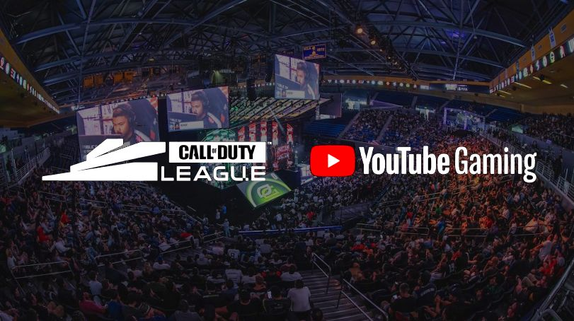 Call of Duty League et YouTube Gaming
