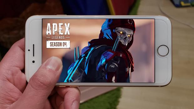 apex legends version mobile EA Revenant