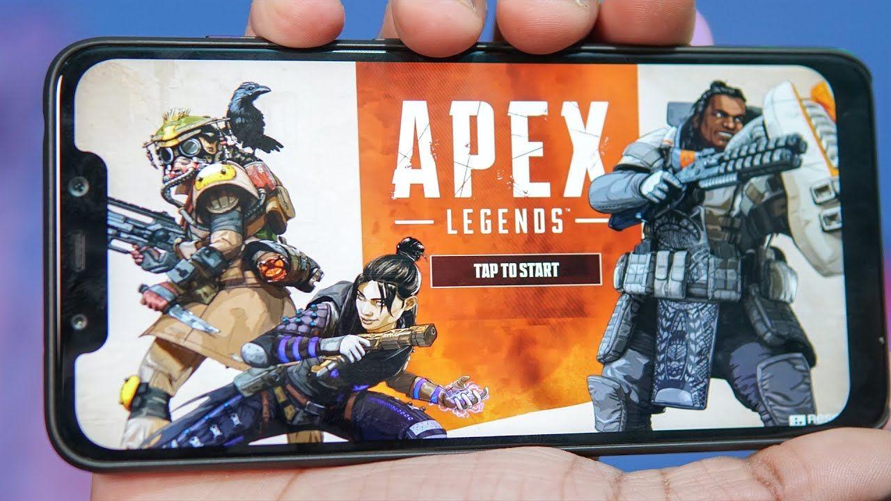 Apex Legends version mobile EA