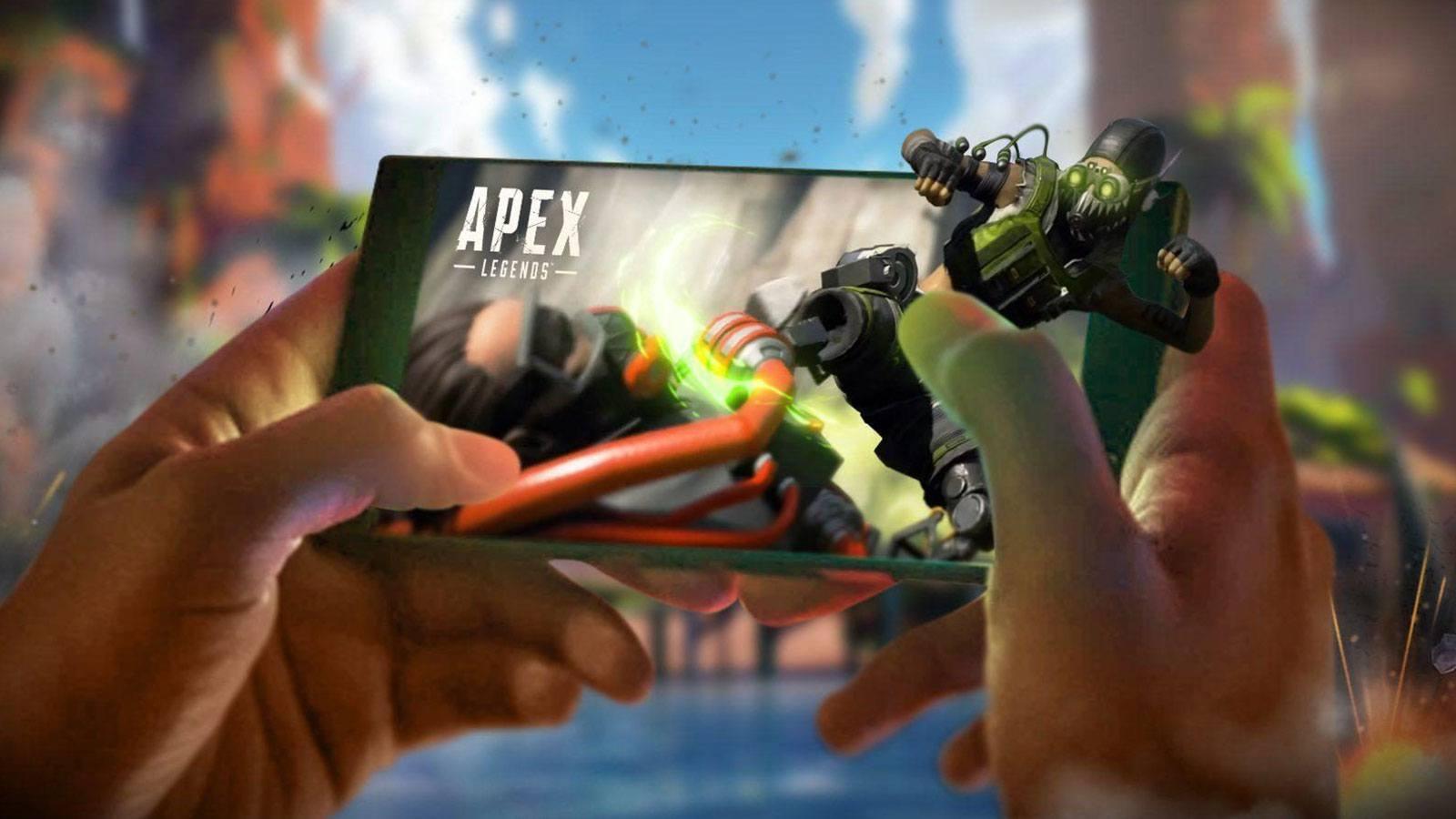 Apex Legends version mobile développeurs chinois