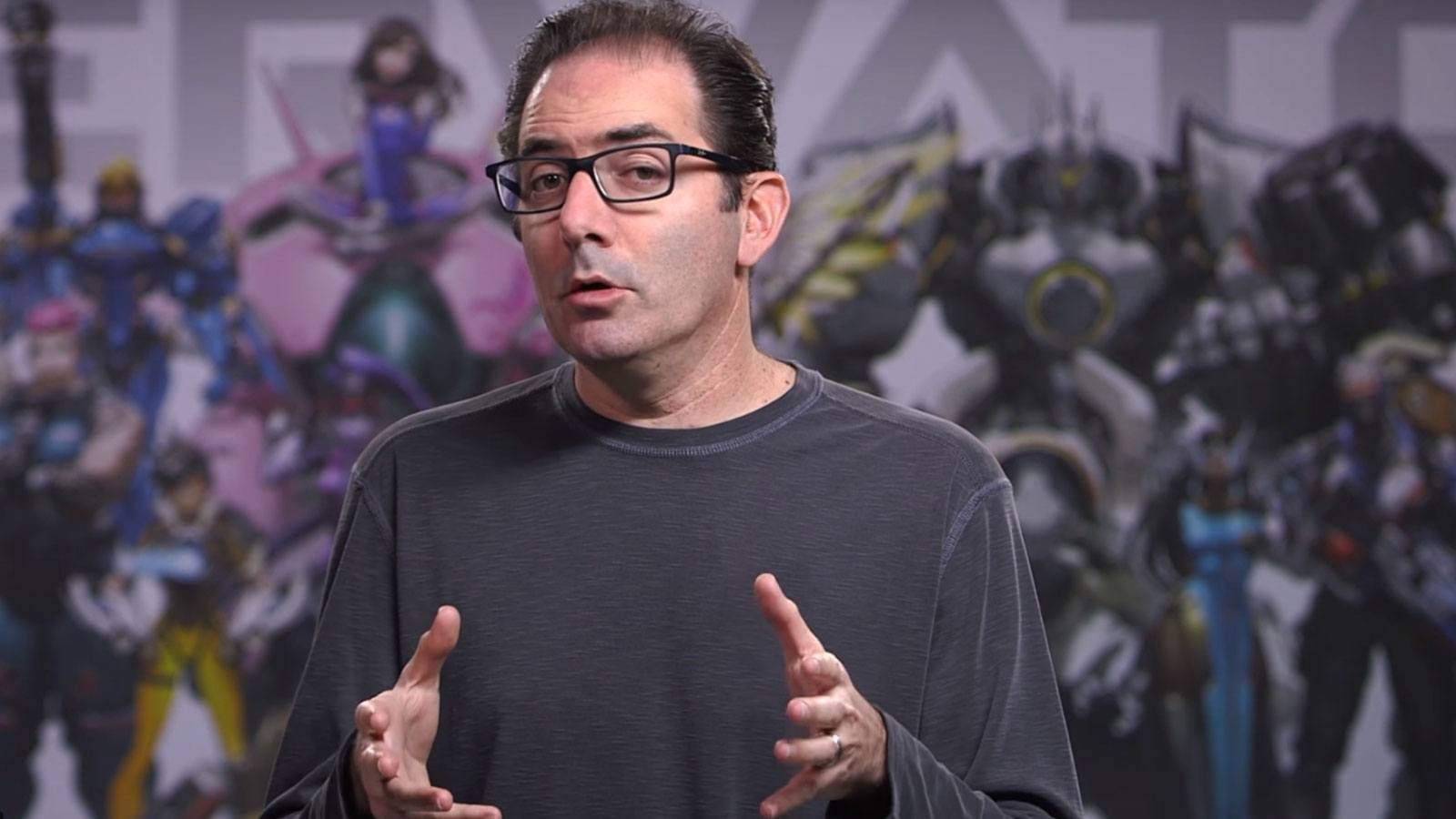Jeff Kaplan Developper update Overwatch