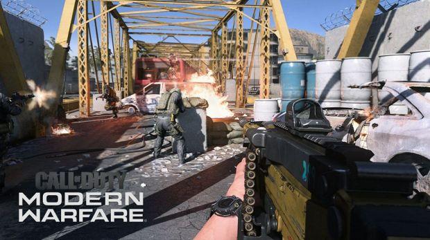 bug Call of Duty Modern Warfare Infinity Ward