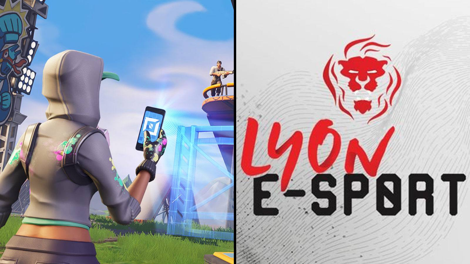 compétition Fortnite Créatif lyon e-sport 2020