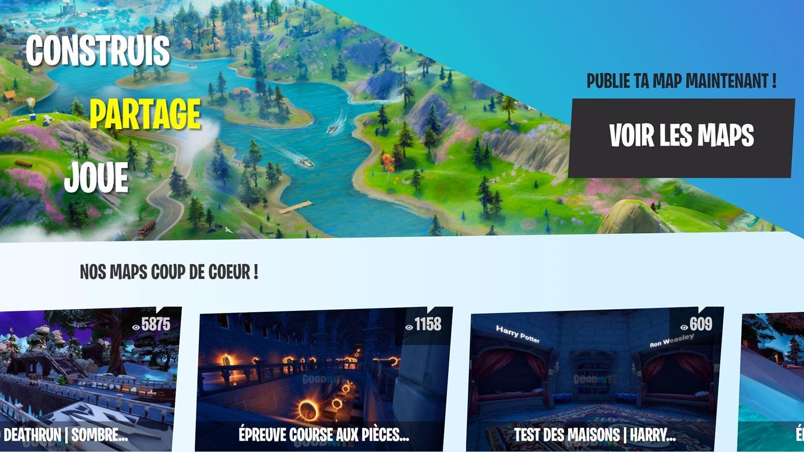 capture d'écran du site goodnite.fr