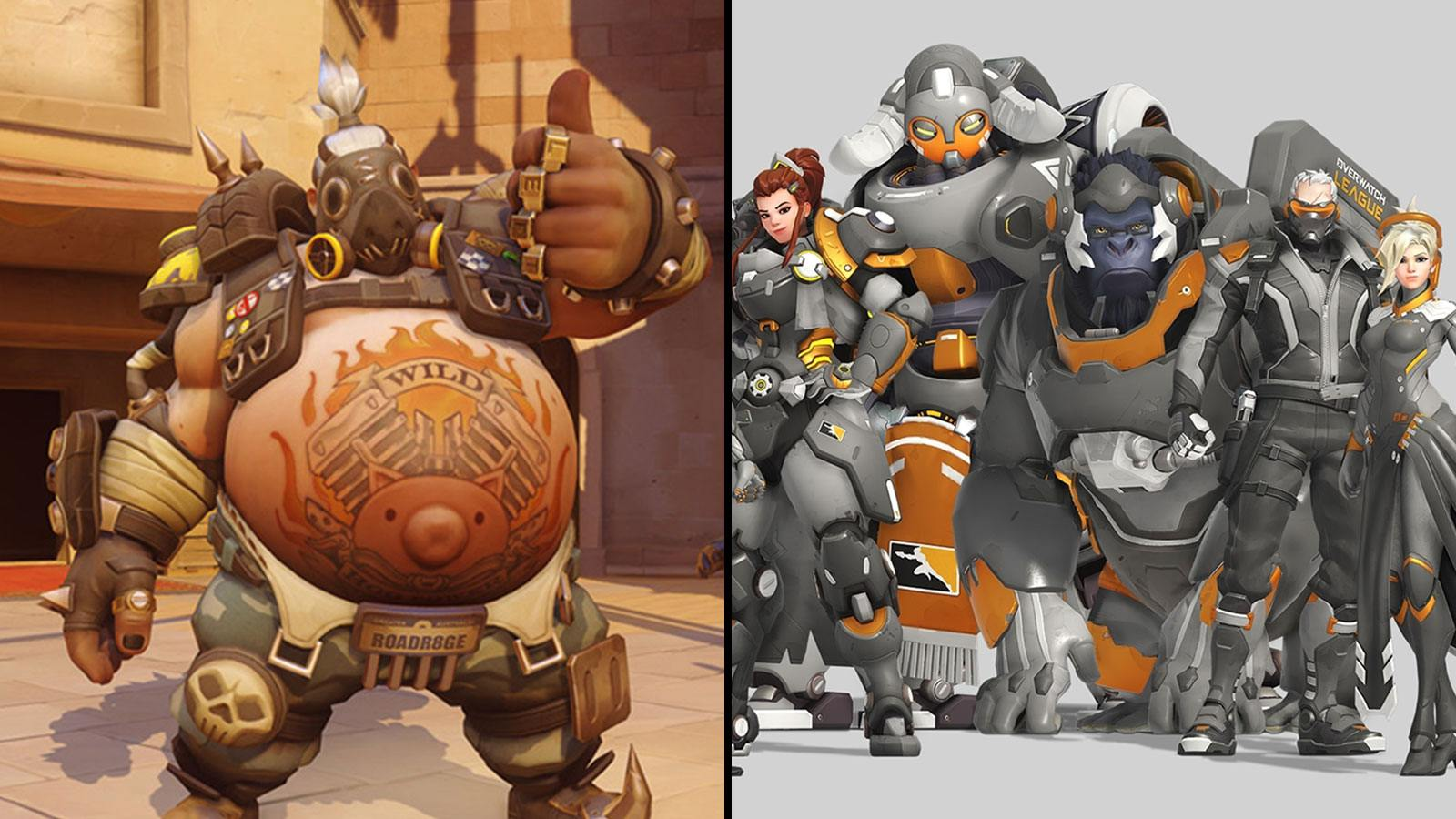 Roadhog Overwatch League Hero Pool Blizzard