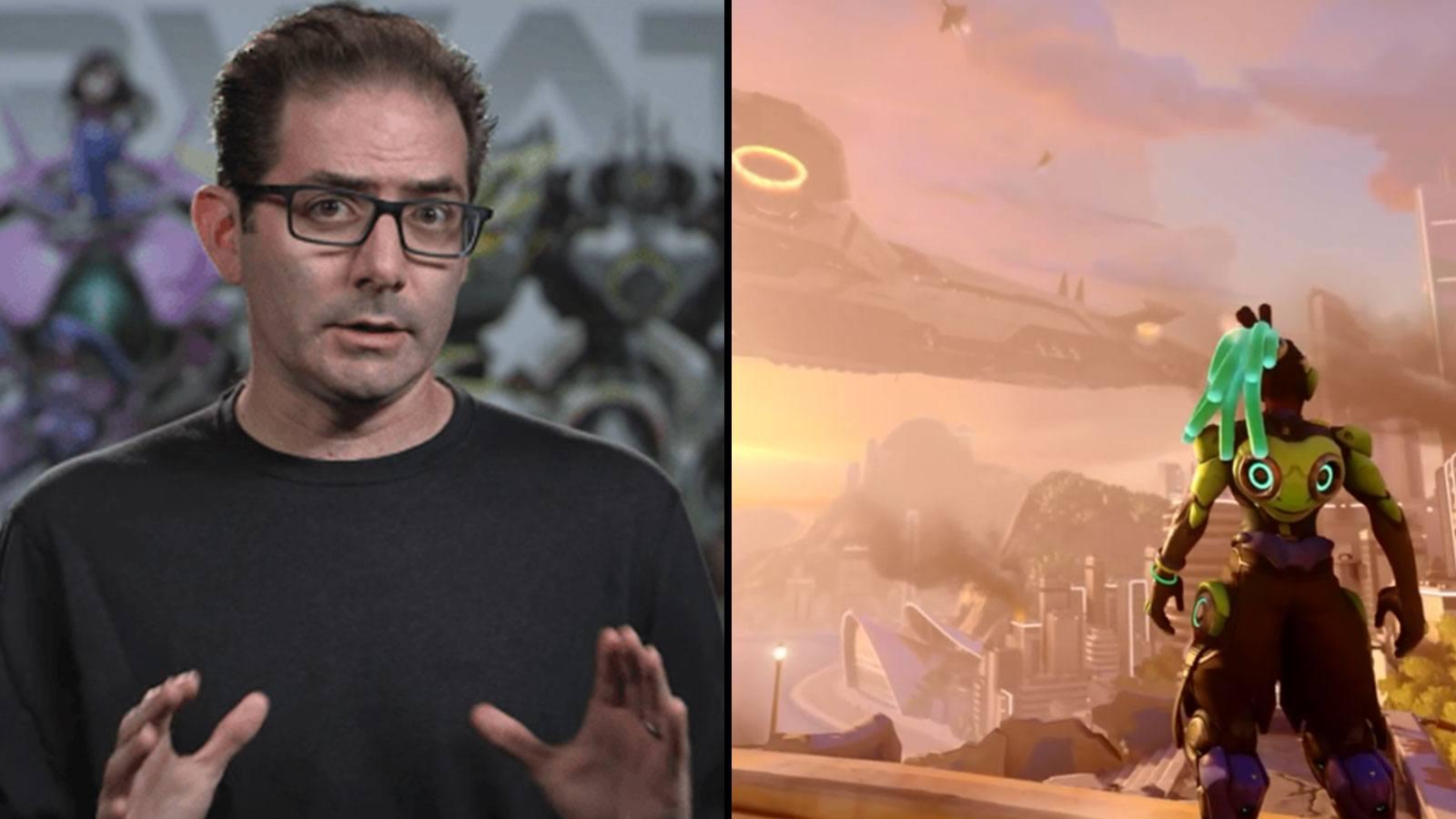 Blizzard-Activision Jeff Kaplan Overwatch 2