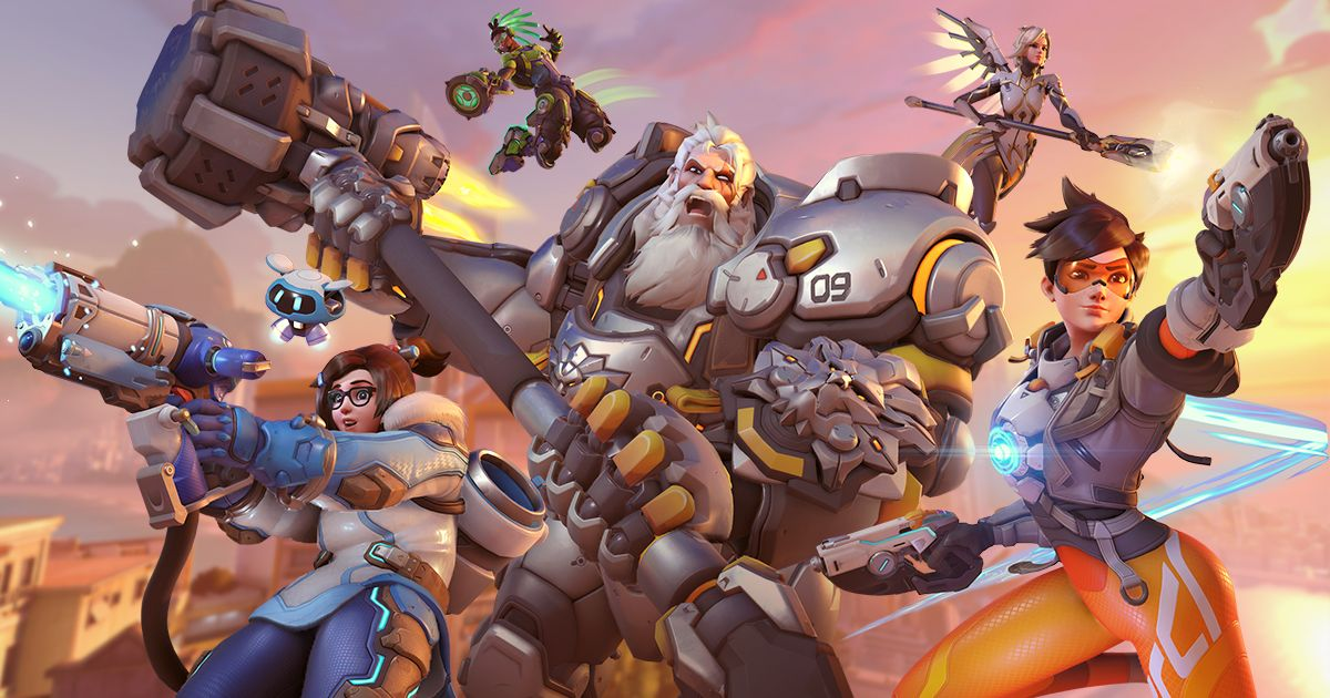 Activision-blizzard Overwatch 2 cover