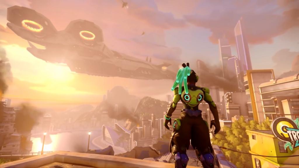 Overwatch 2 mode histoire Lucio
