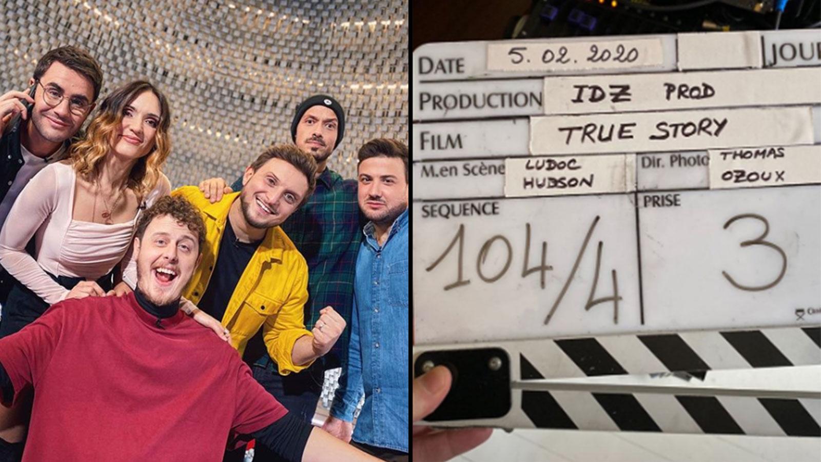 Ludoc donne un aperçu du tournage de True Story